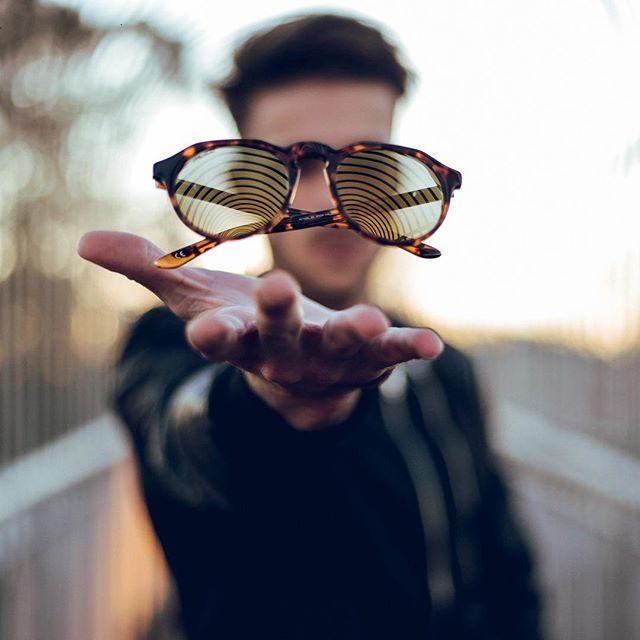 La nostalgia llega con las gafas de sol vintage