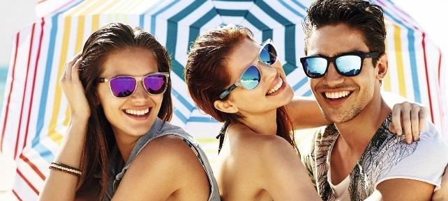 Recomendaciones para usar gafas de sol de moda